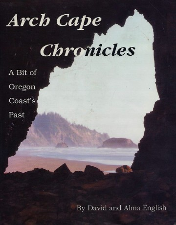 Arch Cape Chronicles book cover photo